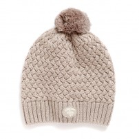 LilleLam Knitted hat beige