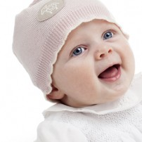LilleLam babygirl with hat